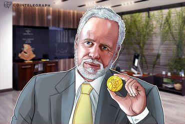 Un profesor californiano prefiere las monedas digitales respaldadas por el banco central a las criptomonedas descentralizadas