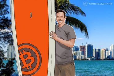 Creyente de Bitcoin pone la casa en él