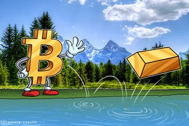 Rising Bitcoin Overtakes Falling Gold to Make History
