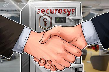 Crypto Storage AG und Securosys stellen Blockchain-Storage für Banken vor