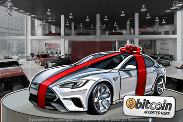 Tesla And Other Cars Sold For Bitcoin