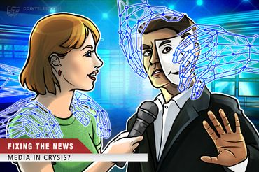 Die Nachrichten verbessern: Blockchain-basierte Lösungen für die Medien