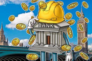 الرئيس التنفيذي لبنك باركليز يدحض الإشاعات بإن البنك سيفتتح مكتبً لتداول العملات الرقمية