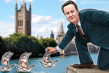 Dodgy Dave Cameron Gets on Fintech Bandwagon. Bitcoin As Ultimate Offshore?