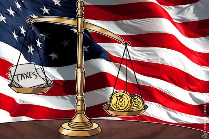 US Congress Seeks IRS Help on Regulating Taxes of Cryptocurrencies