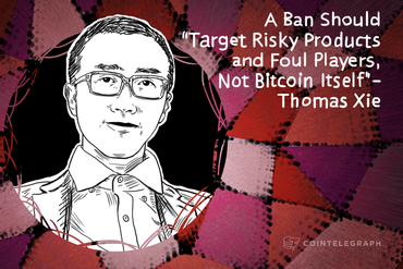 "A Ban Should ""Target Risky Products and Foul Players, Not Bitcoin Itself""- LakeBTC CEO, Thomas Xie"