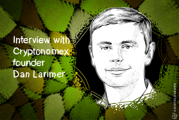'We Want to Bring Peaceful Alternatives to a Litigious Society' – Dan 'Bytemaster' Larimer