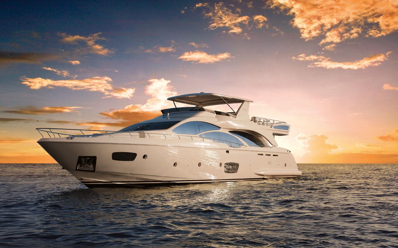 Bitcoin Voyage on a Luxury Yacht