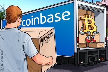 Bitcoin User Base Surges, Coinbase Adds 1 Mln Users in 1 Month