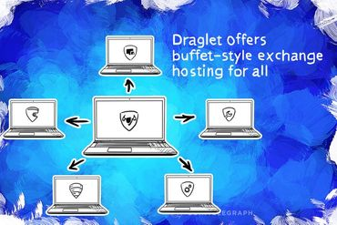 Draglet offers buffet-style exchange hosting for all