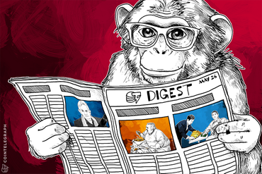 MAY 25 DIGEST: Blockchain Based Political Party Launches, Ross Ulbricht asks Judge for Leniency