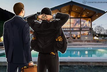 Una pareja de empresarios británicos vendieron 50 viviendas de lujo con Bitcoins en Dubai