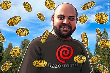 Bitcoin Shower for Razormind - 3,000 BTC After One Week of Crowdsale