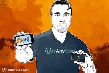 BuyAnyCoin: A Prepaid Crypto Card at Your Local Store