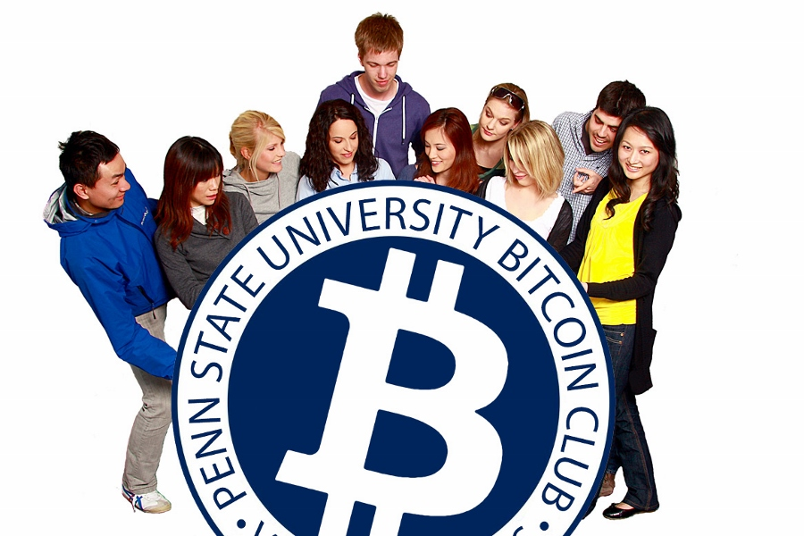 Bitcoin Club of Penn State University