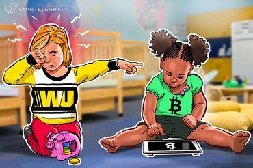 Western Union bloqueia transações relacionadas à criptomoeda
