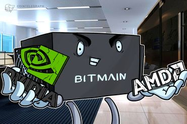 Wall Street Analyst Lowers Price Targets Of AMD, Nvidia Shares In Reaction To Bitmain Competition