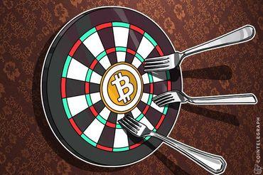 Italianos desafiam o fork SegWit2x à medida que o prazo termina, a volatilidade Bitcoin