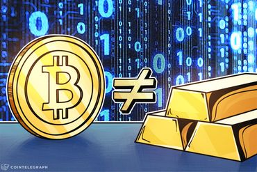 Big Differences Between Gold and Bitcoin, According to World Gold Council