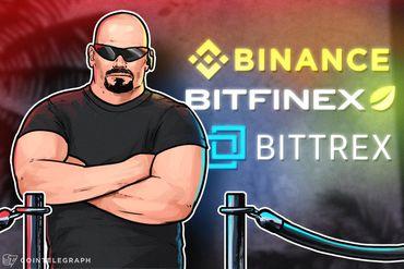 Binance, Bitfinex y Bittrex temporalmente no aceptan nuevos usuarios