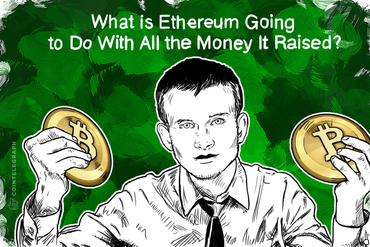 What is Ethereum Going to Do With All the Money It Raised?