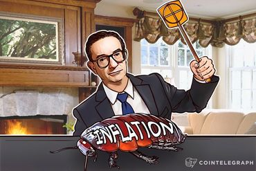 Alan Greenspan Urges Return to the Gold Standard to Stop Hyperinflation