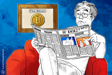 SEP 3 DIGEST: Proposed California Bitcoin Bill Adds New Reporting Requirements and Coinbase Expands to Singapore