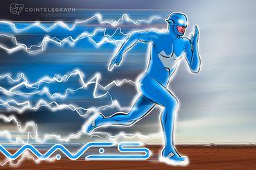 Plataforma Waves lança nova tecnologia e pretende tornar-se mais rápida