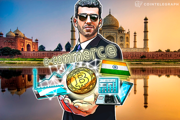 E-Commerce is Booming in India, Bitcoin is the Future