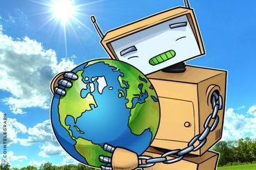 米運送大手が物流ブロックチェーン同盟に参画