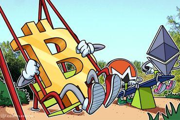 Top 10 Crypto Reshuffle Starring BitShares, Stratis, Monero, Waves