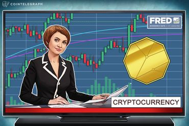 Federal Reserve Bank of St. Louis Adds Crypto Price Tracking to Research Database