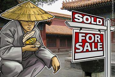 Valor Imobiliário Chinês em Cheque, Bitcoin Visto como Opção de Investimento Viável