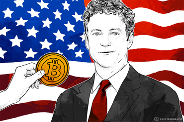 Rand Paul Becomes First Major US Presidential Candidate to Accept Bitcoin Donations