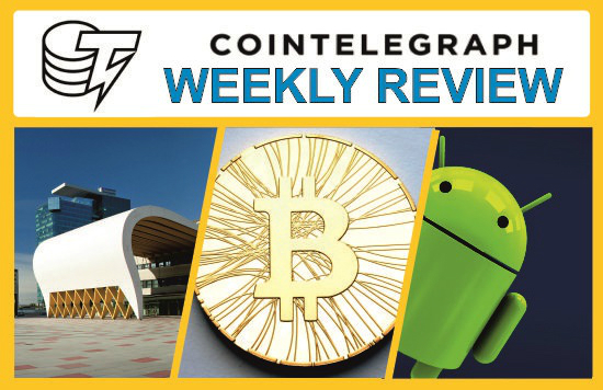 Cointelegraph Weekly Review March 15-22nd