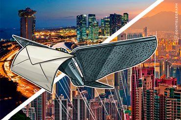 香港とシンガポールが貿易金融プラットフォームをつなぐブロックチェーンに基づいたプロジェクトで提携