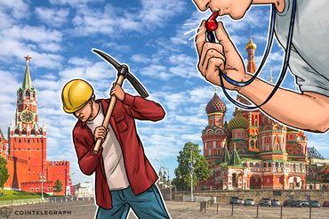 بيتكوين سوف تصبح قانونية في روسيا، مع تنظيم للتعدين