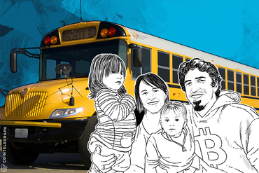 On The Road with the Bitcoin Bus: The Bit Mom's Journal (Part 1)