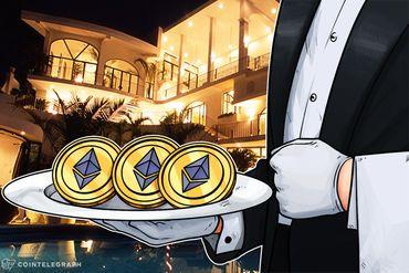 A Elite do Mundo está realmente comprando na Ethereum?