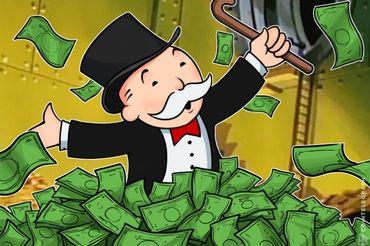仮想通貨を扱うヘッジファンド増加、120本以上に