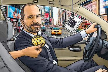 Uber Gets Early Bitcoin Advocate As New CEO