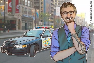 Crypto-Anarchist Virgil Vǎduva of Cell 411: We Won't Need Police