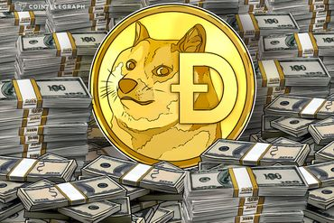 De memecoin ao estrelato - Dogecoin quebra o US $ 1 bilhão