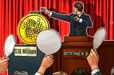 IOTA Trades Over $38 Mln Within 24 Hours on Bitfinex
