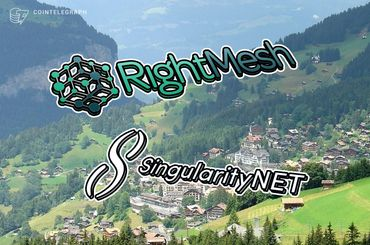 RightMesh and SingularityNET Foster Digital Inclusion with Mesh, AI and Blockchain