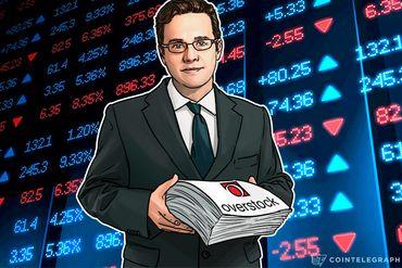 Overstock Taking Stock Market To Bitcoin's Blockchain In December