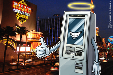Las Vegas Gets a New Bitcoin ATM, Allows Only To Buy Bitcoin