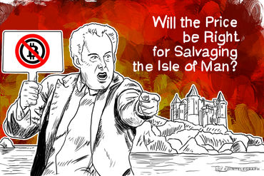 Will the Price be Right for Salvaging the Isle of Man?