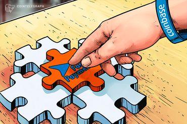 Pela primeira vez no país usuários da Coinbase do RU recebem transferências rápidas cripto-fiat