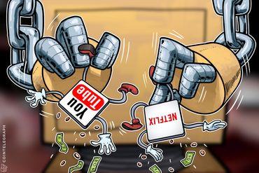 Tecnologia Blockchain pode desafiar YouTube e Netflix?